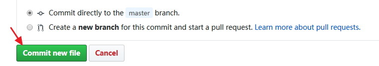 Commit new file